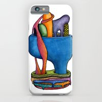 iPhone & iPod Case featuring Canyon Companion by BrainSoup