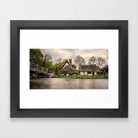 Flatford Mill Framed Art Print