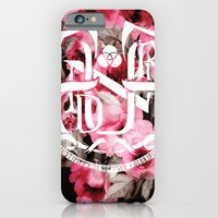 iPhone & iPod Case featuring ENDURE SANCTIFIED by Endure Brand