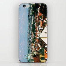Rooftops of Prague iPhone & iPod Skin