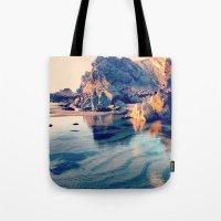 Crystal Clear, Beautiful… Tote Bag