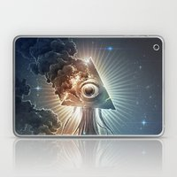 War Of The Worlds II. Laptop & iPad Skin