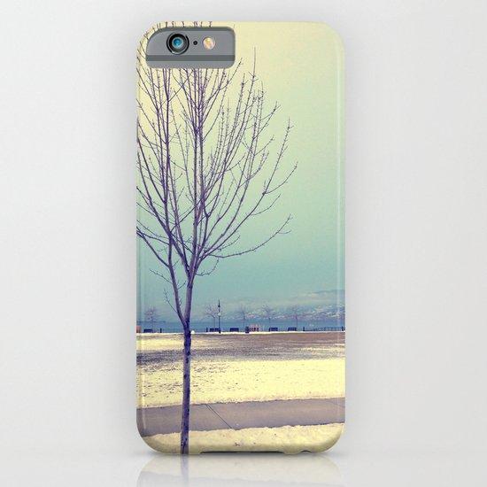 Okanagan Winter Blues iPhone & iPod Case