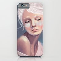 Her Cheeks Glowed With T… iPhone 6 Slim Case