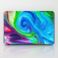 Technicolor  iPad Case