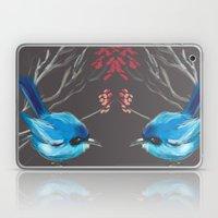 Little Blue Fairy Laptop & iPad Skin