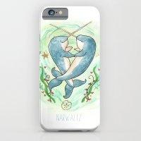 Narwaltz - Narwhal Valen… iPhone 6 Slim Case
