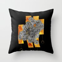 Original mix Throw Pillow
