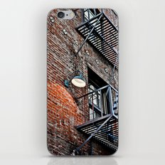 Fire Escape! iPhone & iPod Skin