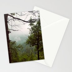 Smoky Mountains Tennessee Tree Color Photograph Stationery Cards