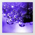 Double Bubble Canvas Print