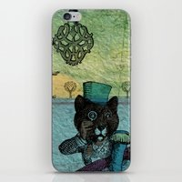 Time For Change iPhone & iPod Skin