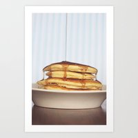 Wake Up And Smell The Pa… Art Print