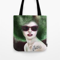 Willow Fro Tote Bag