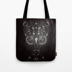 Bambi on acid Tote Bag