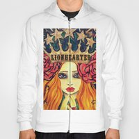 Lionhearted Girl Hoody