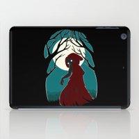 Red Riding Hood 2 iPad Case