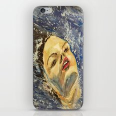 SUR LA MER iPhone & iPod Skin
