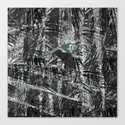 Noir Forest Canvas Print