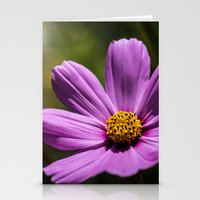 Smooth Petals Stationery Cards