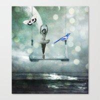 Moonlight Serenade Canvas Print