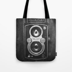 The King of Cameras - The Rolleiflex Tote Bag