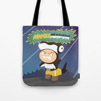 The Great Hammerheadman Tote Bag