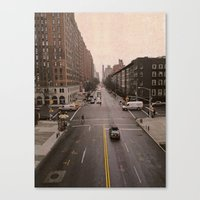 Crossroads Canvas Print