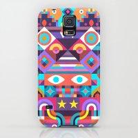 Galaxy S5 Cases featuring MATT LYON by s6ads
