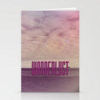 Wanderlust III Stationery Cards