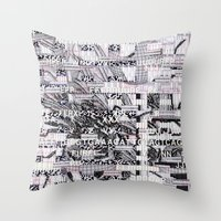Surrender Your Informati… Throw Pillow
