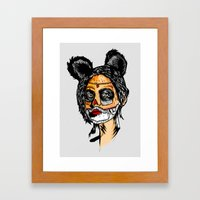 Wonderdamx Framed Art Print