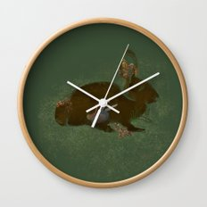 Burrow Wall Clock
