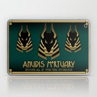 Anubis Mortuary Laptop & iPad Skin