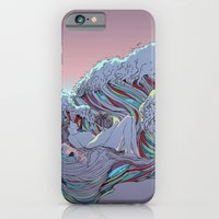 sunset iPhone & iPod Cases featuring Sunset by Huebucket