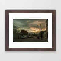 Astoria, New York City Framed Art Print