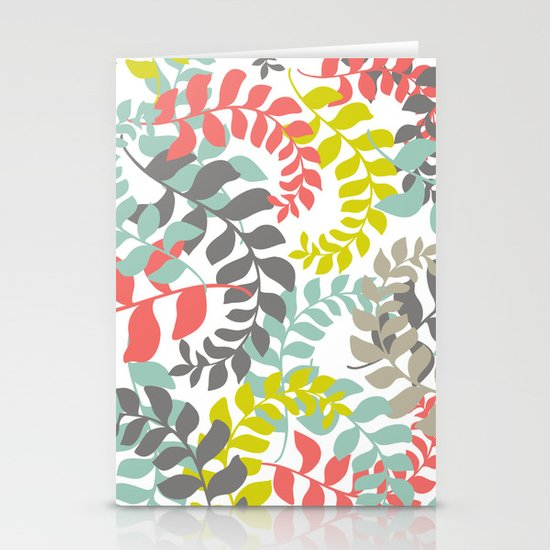Undertow Stationery Card