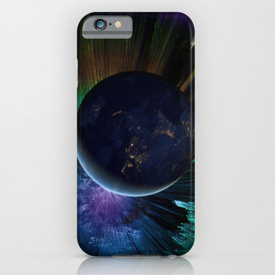 You Run to Catch Up With the Sun (But It's Sinking) iPhone & iPod Case