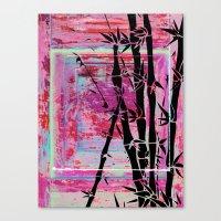 Lunn Series 2 Of 4 Canvas Print