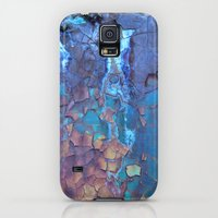 Galaxy S5 Cases featuring Waterfall  by Lena Weiss