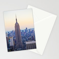 The Empire State Building Stationery Cards