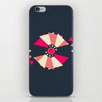 Satellite 4 iPhone & iPod Skin