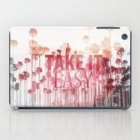 Take It Easy. iPad Case