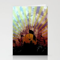 Seventh Son of the Seventh Son Stationery Cards