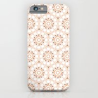 Silvia Pattern iPhone 6 Slim Case
