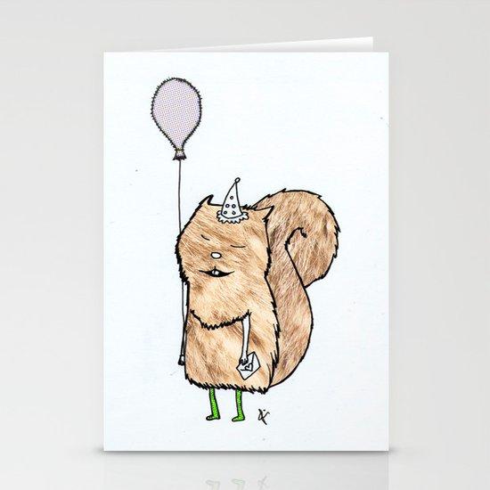 Happy Birthday! Stationery Card