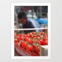 Tomatos Of Venice Art Print