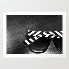 Sunnies Art Print