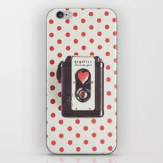Love Photography iPhone & iPod Skin