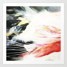 Lightrunner Art Print